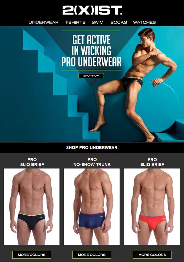 2xist Pro Underwear