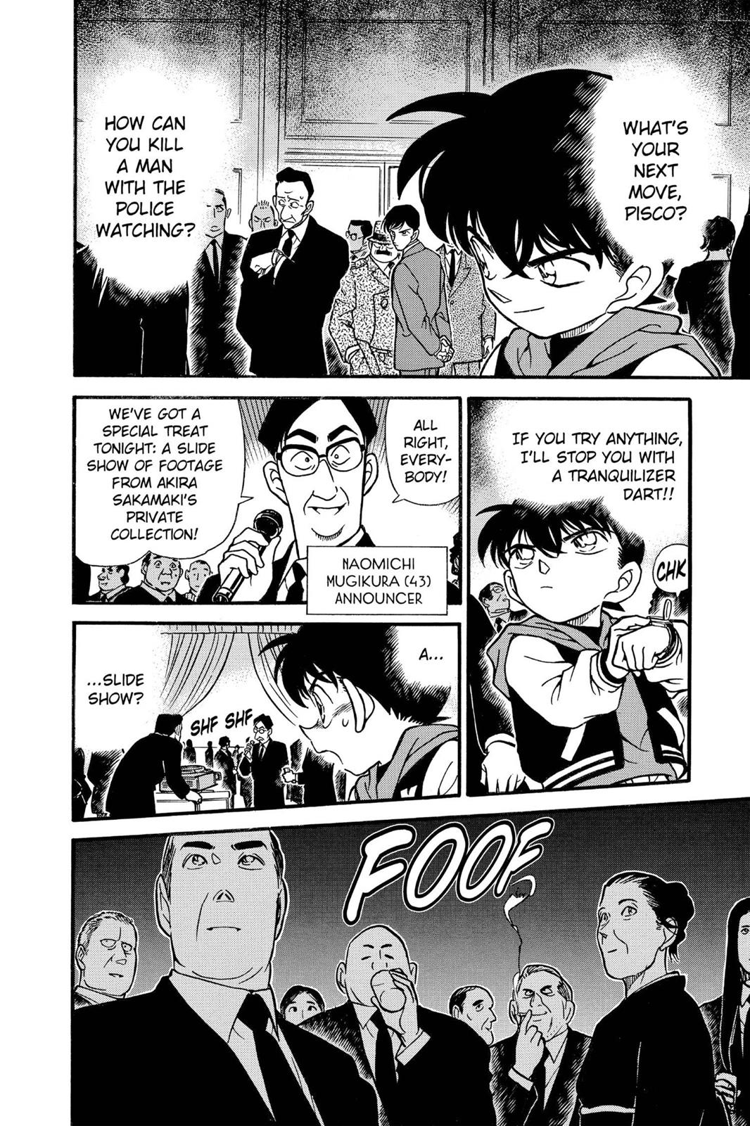 Detective Conan Chapter 239 page 12