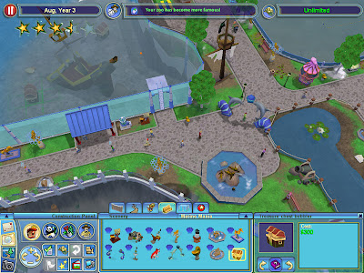 Zoo Tycoon 2 - Marine Mania Expansion Pack