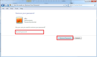 Cara Menghapus Password Pada Komputer