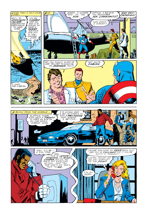 Captain America (1968) Issue #354 #286 - English 6