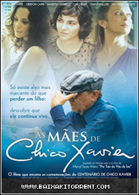 Capa Baixar Filme As Mães de Chico Xavier Nacional   Torrent Baixaki Download
