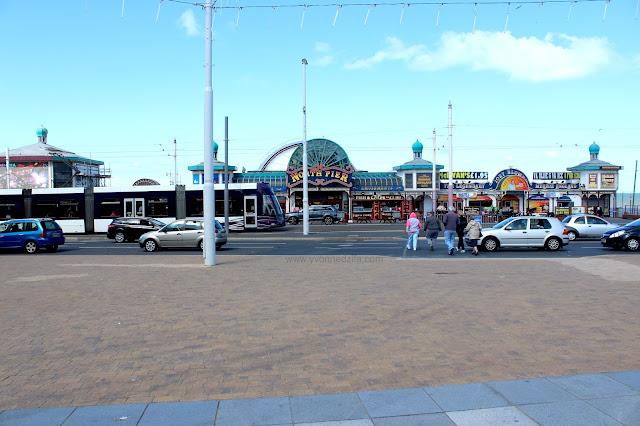 Blackpool North Pier Entrance