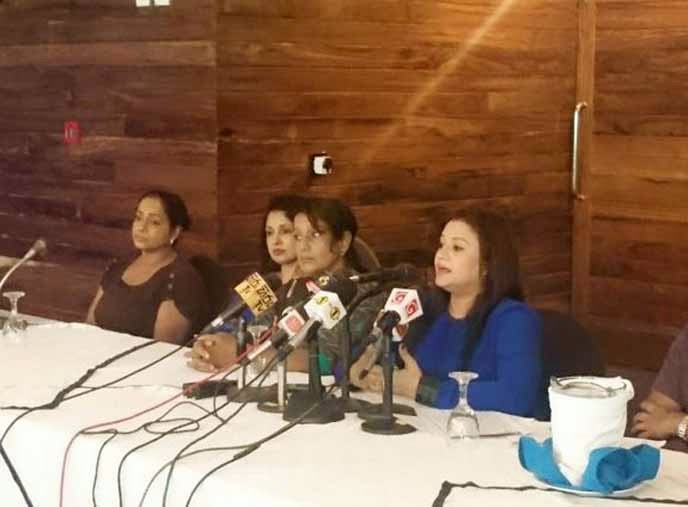 Actresses Talk to media Over Wele Suda - VIDEO