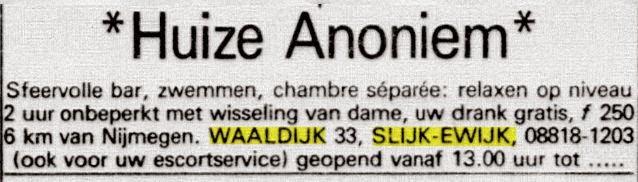 Escort Service Nijmegen