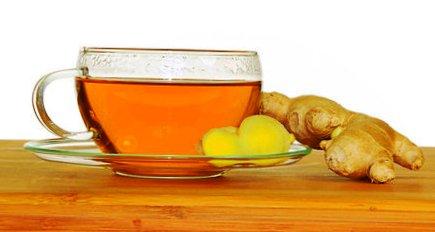 как пить чай из имбиря для похудения