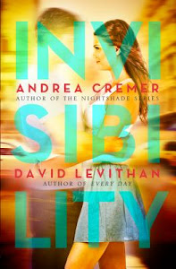 INVISIBILITY (co-authored with David Levithan)