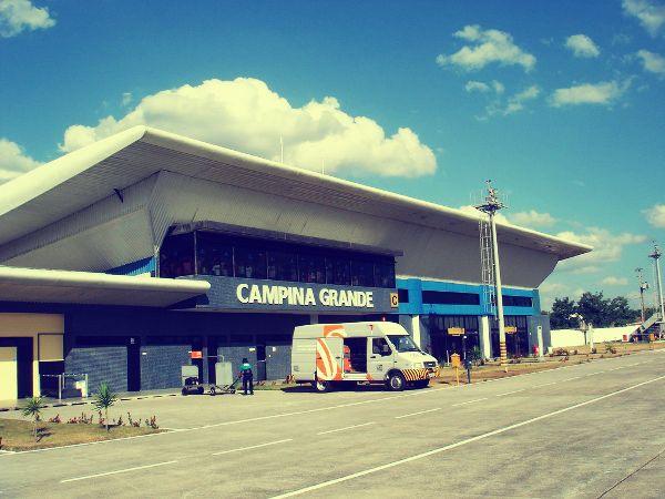 Aeroporto João Suassuna em Campina Grande