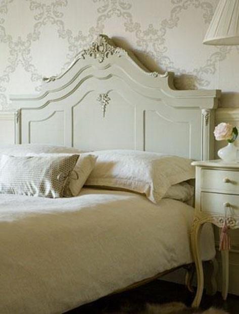 Dise os de dormitorios vintage decorar tu habitaci n - Decorar habitacion vintage ...
