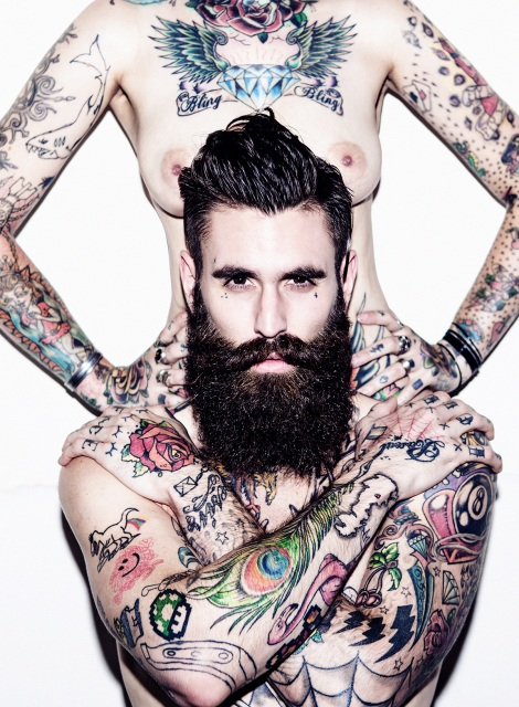 Ricki Hall by Leonadro Corredor