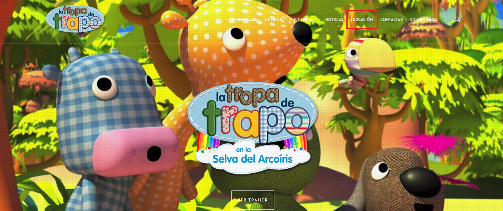 http://www.thehappets.com/en-la-selva-del-arcoiris/