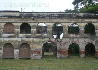 Benteng Pendem Ngawi