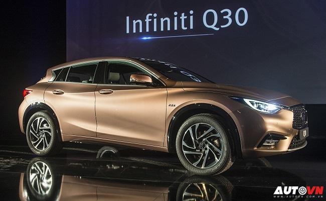 Infiniti Q30