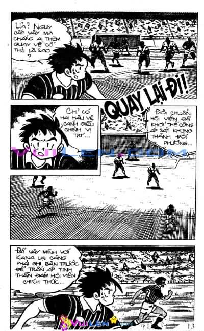 Jindodinho - Đường Dẫn Đến Khung Thành III  Tập 48 page 13 Congtruyen24h