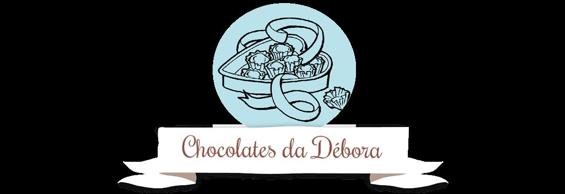 Chocolates da Débora