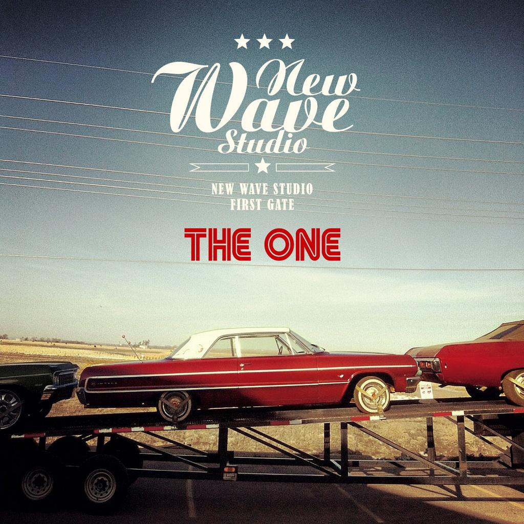 The One (더 원) - New Wave Studio (Vol.1) [Digital Single]
