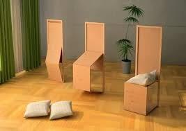 Decoración, Muebles Plegables