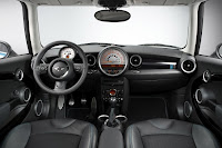 Mini Cooper S Bayswater Hatch (2012) Interior