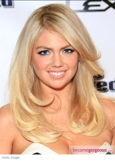 kate upton hairstyle 2012