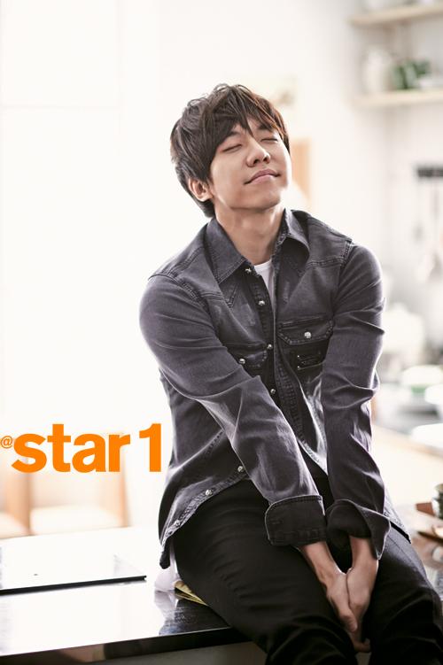 Lee Seunggi Majalah @Star1
