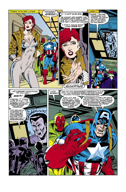 Captain America (1968) Issue #425 #375 - English 31