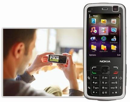 Nokia N77 giá 700K | Bán điện thoại 3G Nokia N77 cũ giá rẻ ở Hà Nội