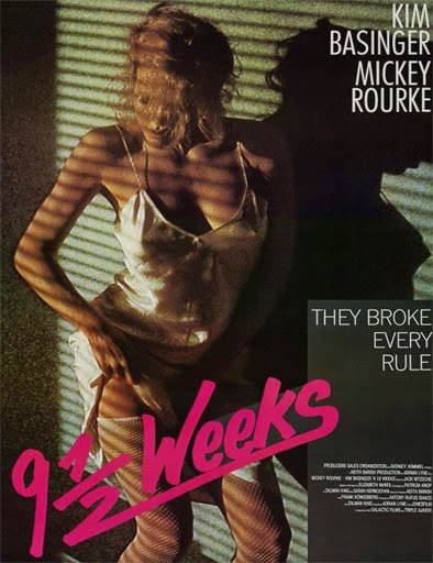 Ver 9 semanas y media (Nine 1/2 Weeks) (1986) Online