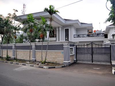 KPK raids Nazaruddin's house