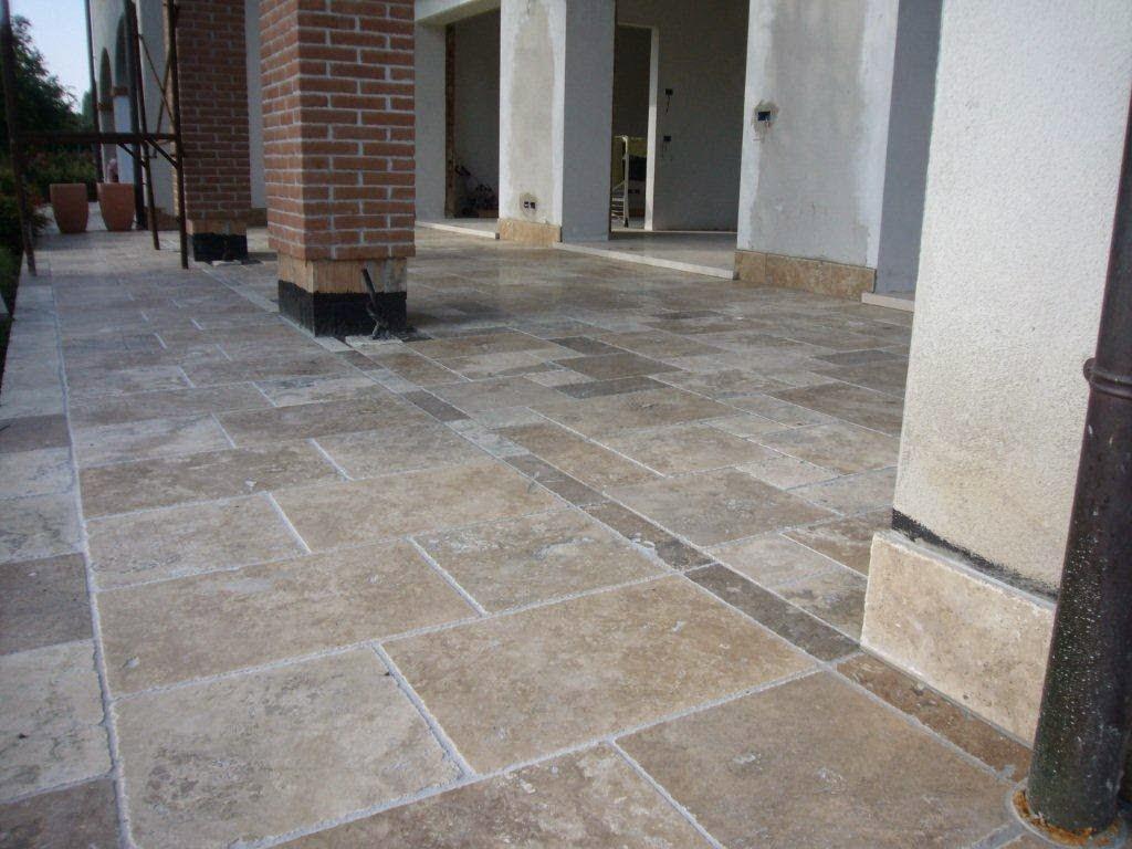 Palladiana porfido pietra naturale gabbatore mattia - Tipi di posa piastrelle ...