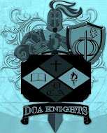 Our School Mascot~KNIGHTS~Ephesians 17:10-11