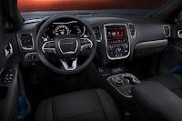 Dodge Durango (2014) Dashboard