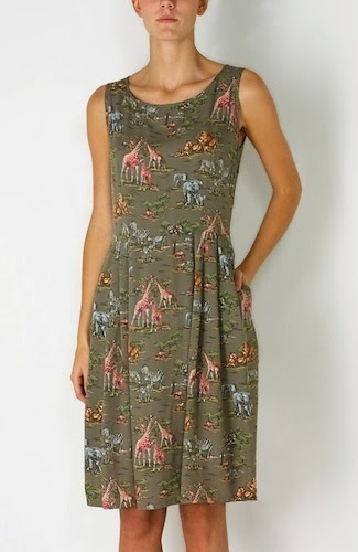 Sale item of the week: Cath Kidston Safari dress