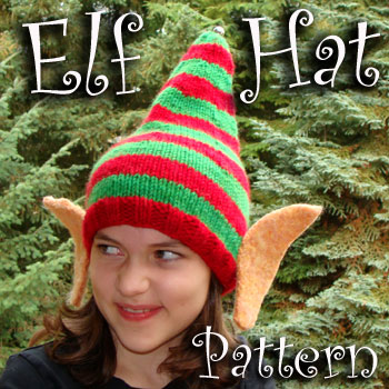 Free Elf Hat Pattern Peculiar Ambitions