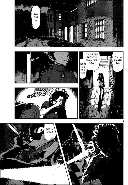 Detective Conan - Thám Tử Lừng Danh Conan chap 840 page 5 - IZTruyenTranh.com