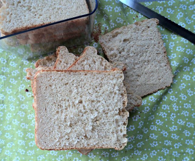 Pan de molde de leche II receta casera