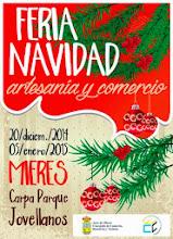 Navidades en Mieres... Feria de artesanía y comercio.