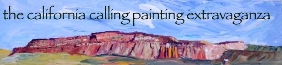 California Calling Painting Extravaganza