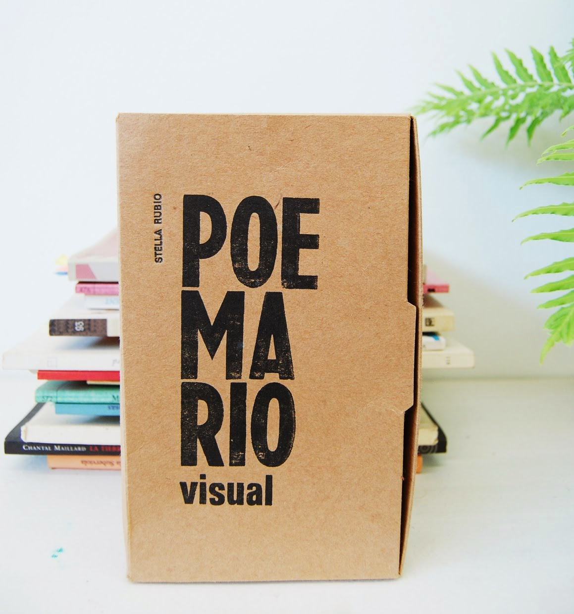 """Poemario visual"""
