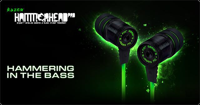 Review Razer Hammerhead Pro