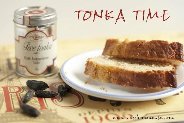 fava di tonka e cioccolato bianco