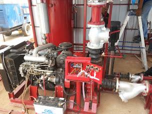 Pompa Diesel Hydrant