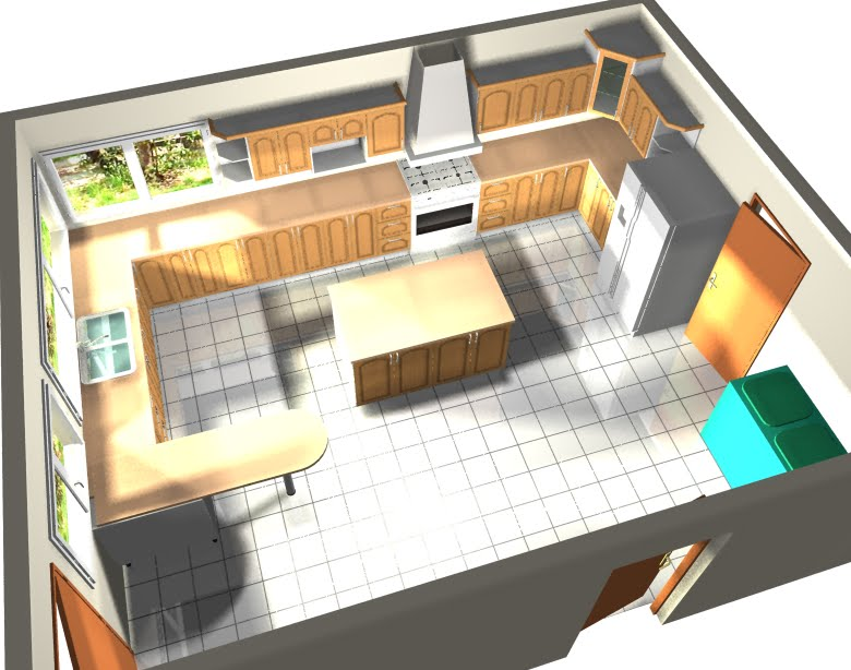 Dise o de planos 3d gratis en espa ol casa dise o for Diseno cocinas 3d gratis espanol