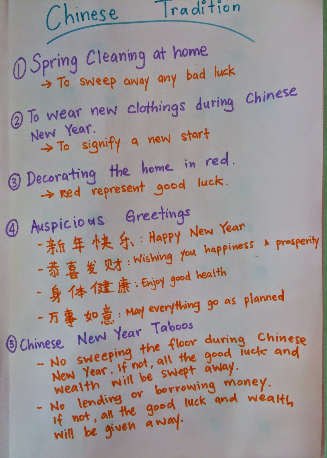 Raising our successful children singapore mom blog our chinese activity 3 learning about the 12 zodiac animals kristyandbryce Images