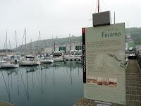 フェカンの港