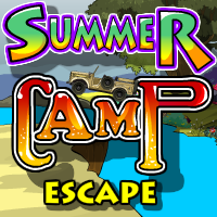 Juegos de escape Summer Camp Escape