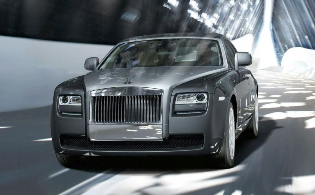 Rolls Royce Ghost Car Wallpaper