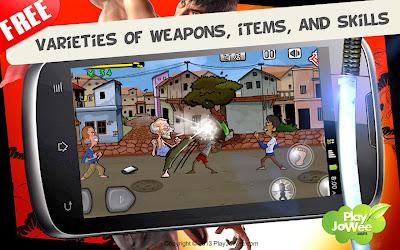 تحميل لعبة القتال المميزة لهواتف وأنظمة أندرويد مجاناً Crazy Pa: Karate Fighting free 1.0 APK