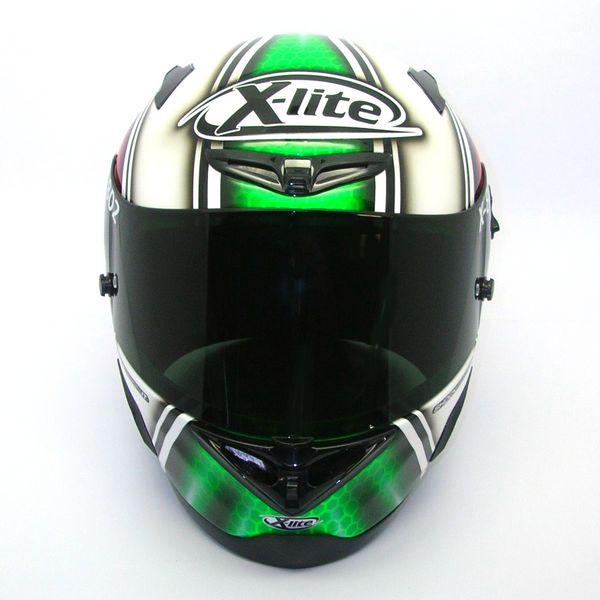 racing helmets garage x lite x 802r m bussolotti 2013 by. Black Bedroom Furniture Sets. Home Design Ideas