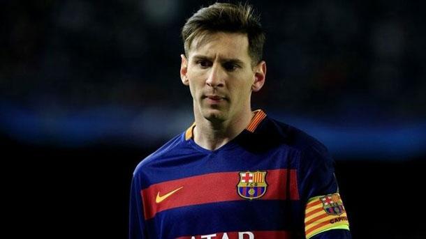 Messi asegura que respeta a Cristiano Ronaldo