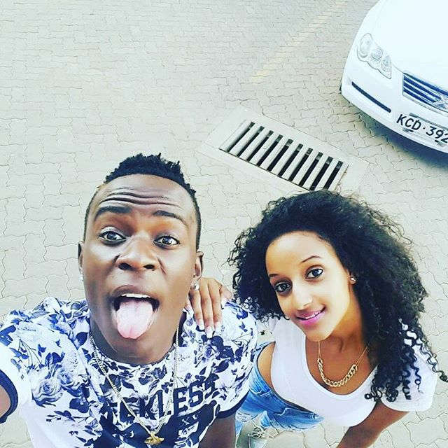 Contoversial Gospel Artist Willy Paul Actually Sat The KCSE Exams And Scored A B+ And Not A D+, His Girlfriend Reveals